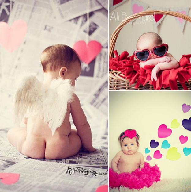 top 5 valentine's day photo inspirations from pinterest - design, Ideas