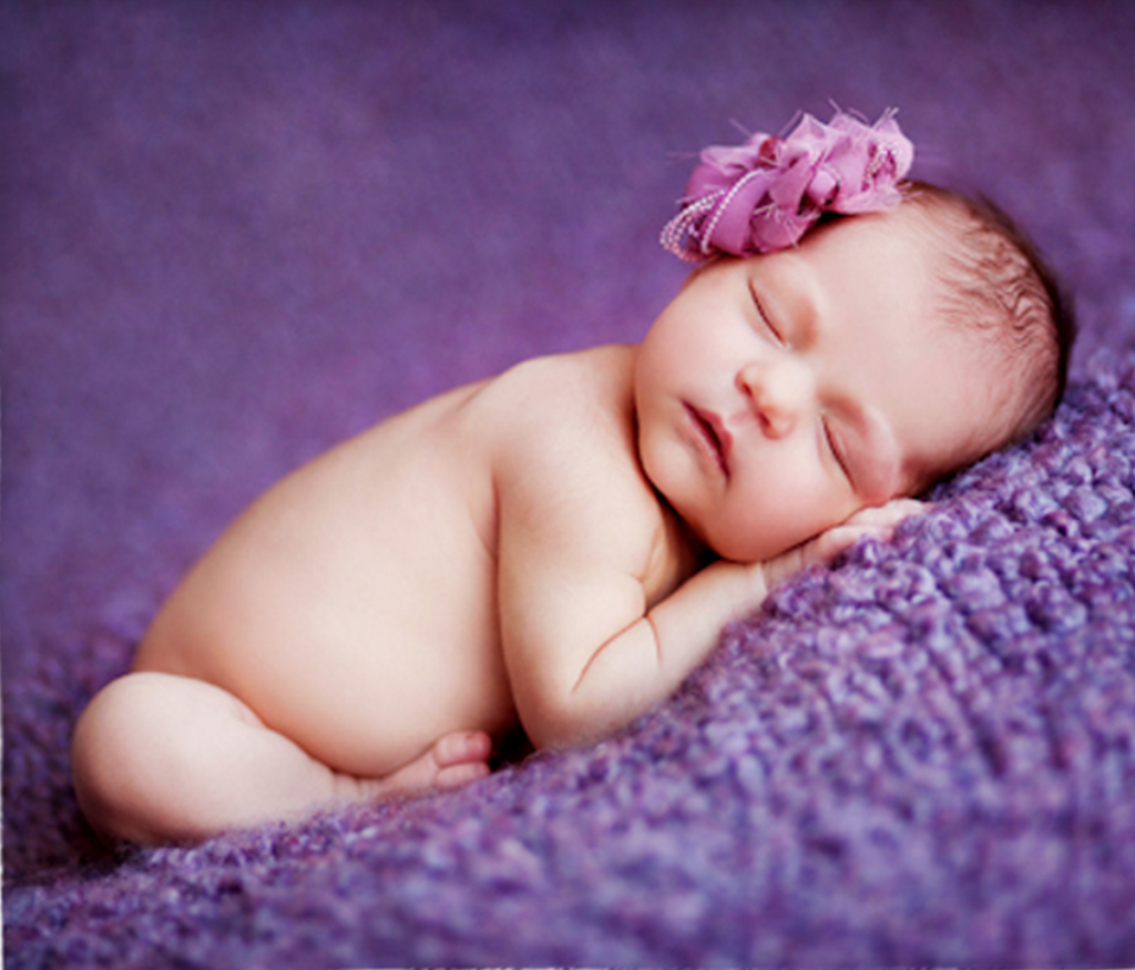 Blankets for newborn photography